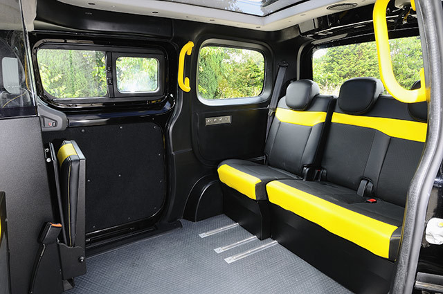 Design For New London Taxi Revealed Londonist