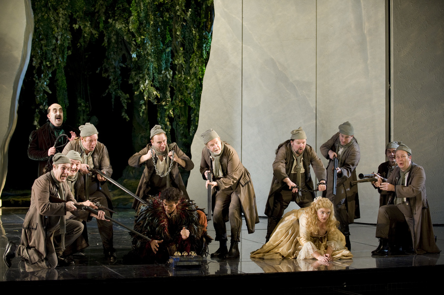 Preview: English National Opera @ Coliseum, September – December 2012