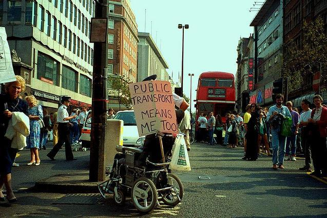 New Wheelchair Advice Given To Bus Drivers
