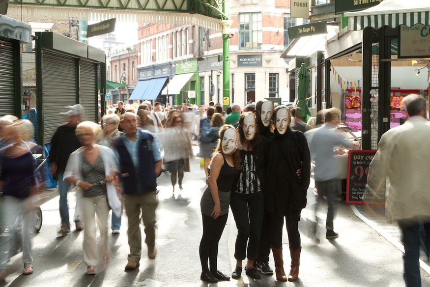 What You Will: Pop-Up Shakespeare Coming To London
