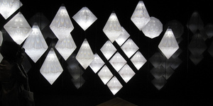 Review: Digital Crystal Swarovski and Designers in Residence @ The Design Museum