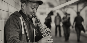The Friday Photos: London Buskers
