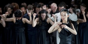 Dance Review: Sasha Waltz And Guests, Continu @ Sadler's Wells