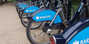 London Cycle Hire Scheme To Be Extended South-West
