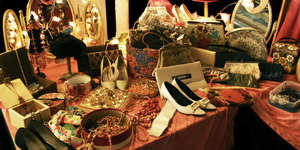 Preview: Bethnal Green's Affordable Vintage Fair @ York Hall