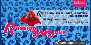 Ride The Russian Wave @ Riverside Studios