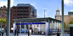 Work Begins On Victoria Tube Ticket Hall