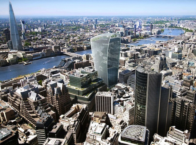 Walkie Talkie: A Visit To 20 Fenchurch Street
