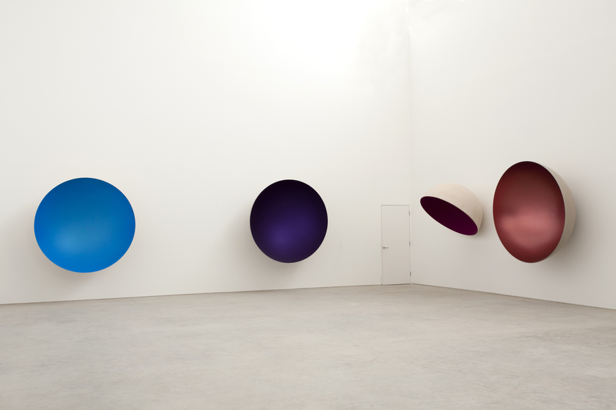 Anish Kapoor, Artist's studio. Photo Anish Kapoor