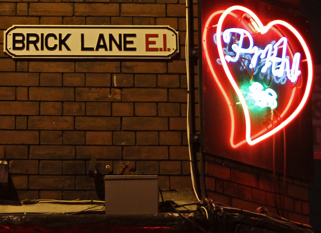 Everyone loves Brick Lane, by Mark Pearson