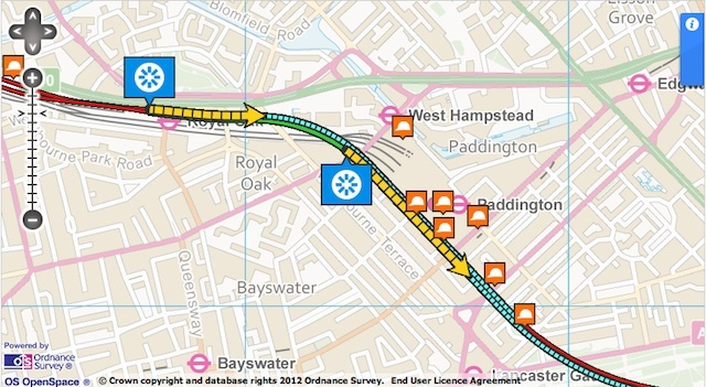 Follow Crossrail's Progress On Interactive Map