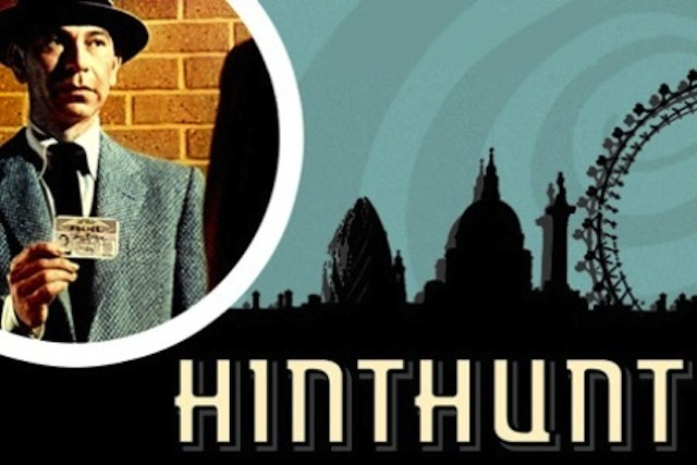 HintHunt: Can You Escape From A Locked Room In Euston?