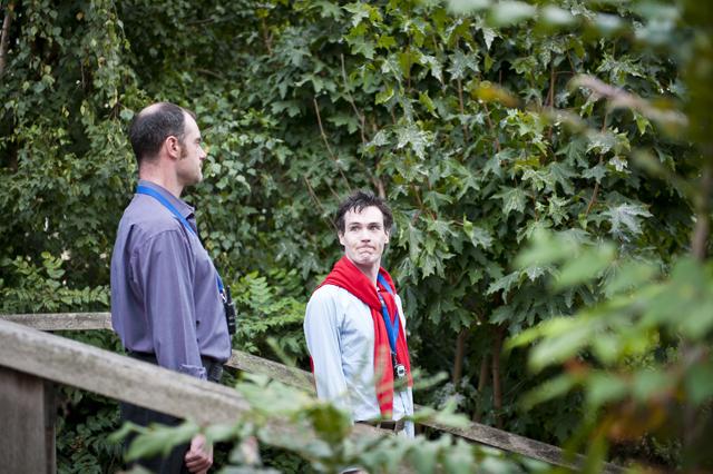 Precast at Robin Hood Gardens
