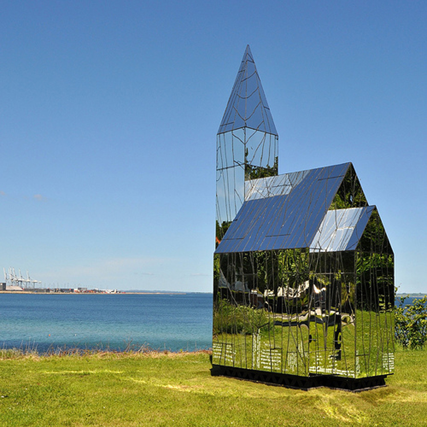 Kent Karlsson, Sculpture by the Sea, 2011 (courtesy of the artist)