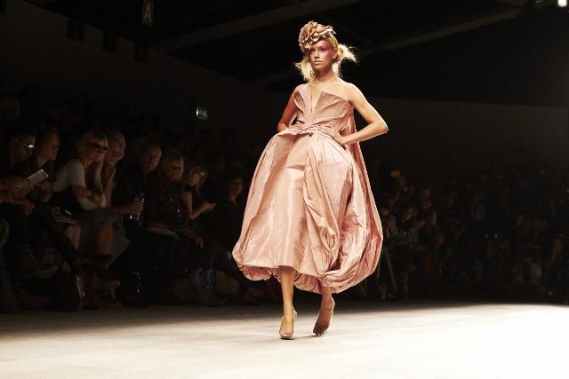 Inside London Fashion Week SS13