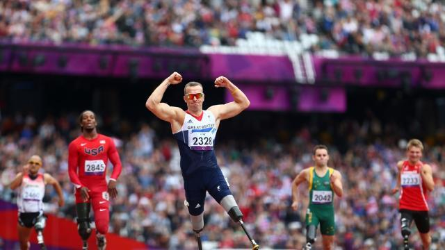 Paralympic Lowdown: Sunday 2 September