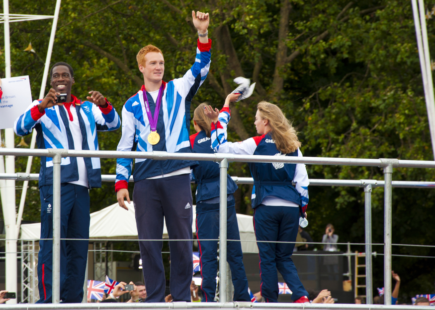 Greg Rutherford (Andy Thornley)