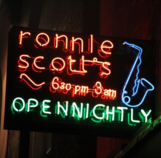 Live Music Tip: Upstairs Bar At Ronnie Scott's