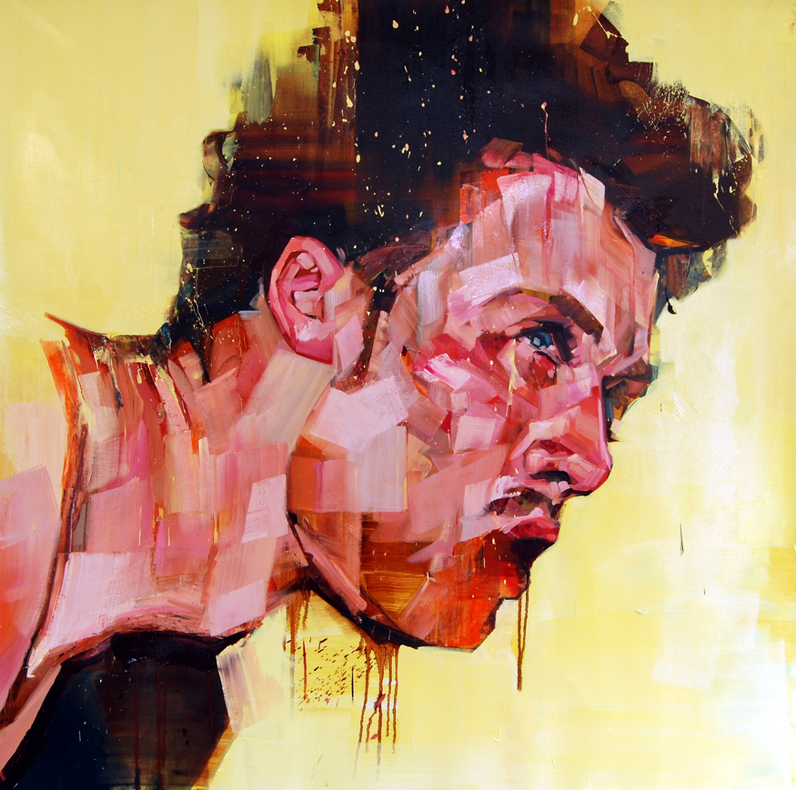 Andrew Salgado, Avoidance. Image courtesy of the artist.