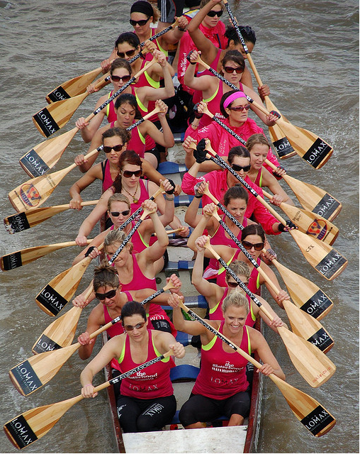 Preview: The Great River Race