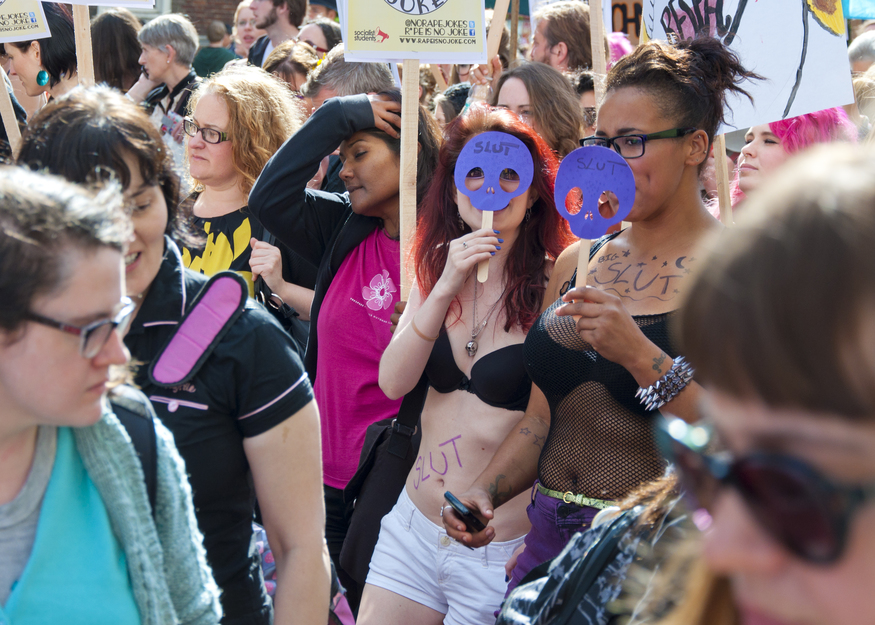 Gallery: London Slutwalk 2012