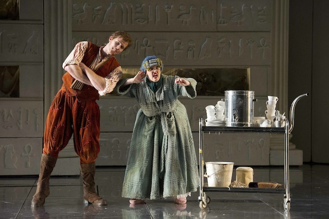 Opera review the magic flute coliseum londonist for Farcical opera