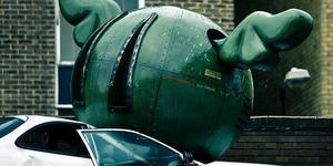 Aliens Invade South London