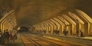 Steam Train Ride To Mark Tube's 150th Anniversary