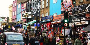 Camden Has UK's Most Blocked High Street