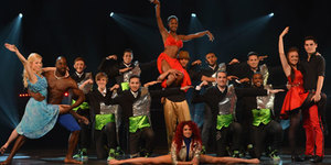 Dance Review: Flash Mob @ The Peacock Theatre