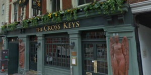 Historic Chelsea Pub Attracts Squatters