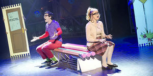 Theatre Review: Loserville @ Garrick Theatre
