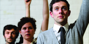 Theatre Preview: Ten Out Of Ten @ Ovalhouse Theatre, Kennington