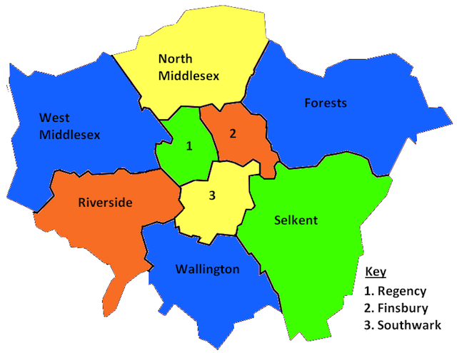 Reinventing London's Boroughs