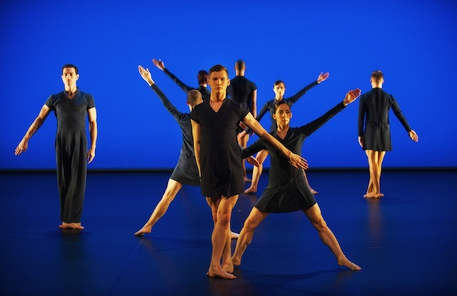 Review: Michael Clark Company New Work 2012 @ Barbican