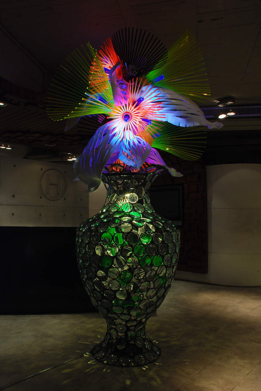 Light Arrangement No. 1, 2011. Photo Courtesy of Tsai & Yoshikawa
