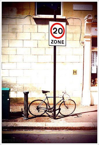 Camden Council Propose 20mph Speed Limit