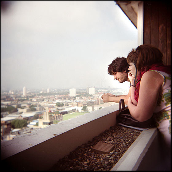 View from Balfron Tower by D I C K S D A I L Y