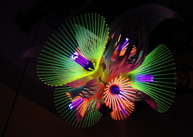 Blooming Spark I, 2011. Photo Courtesy of Tsai & Yoshikawa