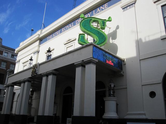 Theatre Royal Drury Lane, London's oldest surviving theatre