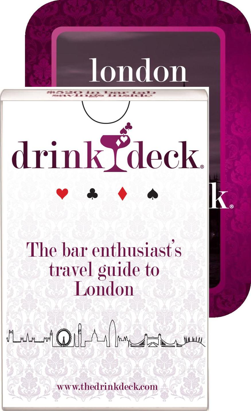 Drink Deck: Get Money Off At 52 London Pubs