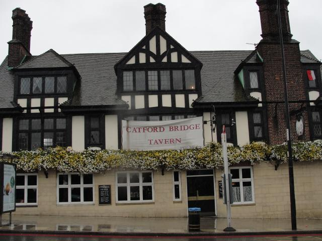 Plans To Turn Catford Bridge Tavern Into A Supermarket