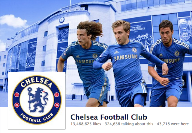 Which London Football Clubs Have The Biggest Facebook Following?