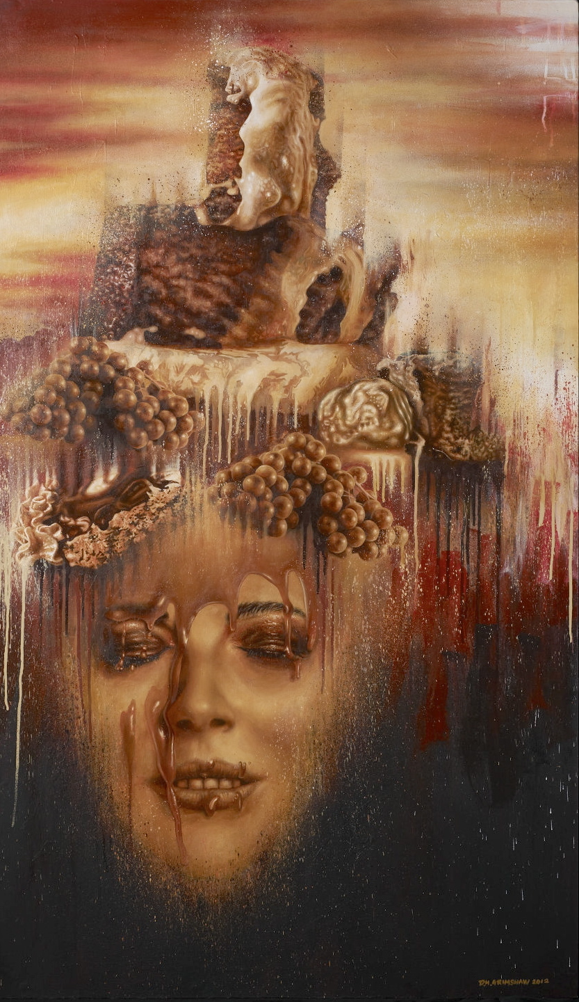 Dale Grimshaw, Tempt. Image courtesy Signal Gallery.