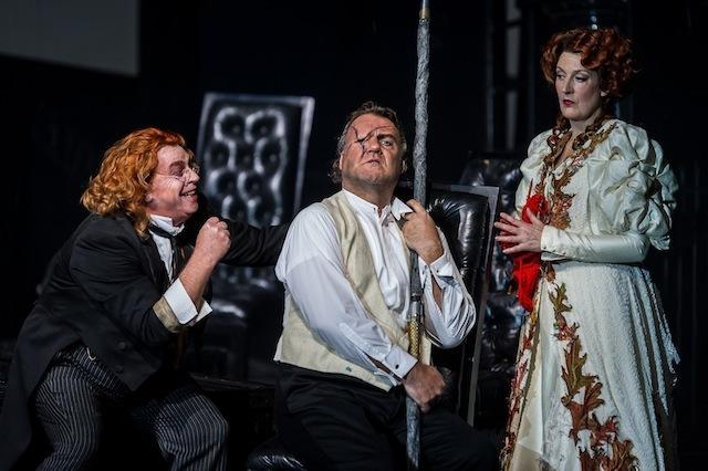 Opera Review: Das Rheingold @ Royal Opera House
