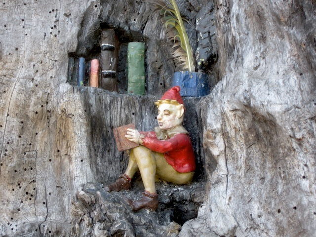 The Elfin Oak, Kensington Gardens by Matt Brown