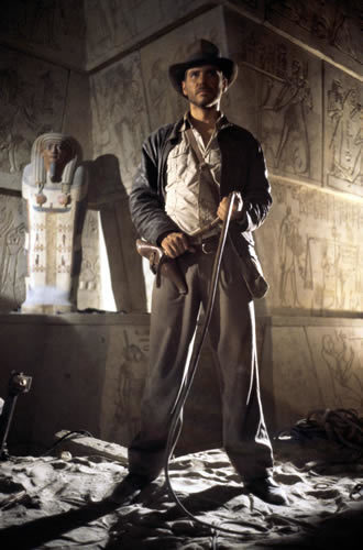 Raiders of the Lost Ark. Lucasfilm/Paramount/The Kobal Collection