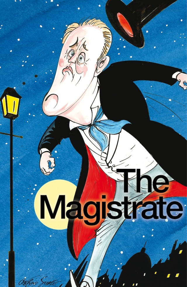 Win Tickets To See The Magistrate @ The National Theatre