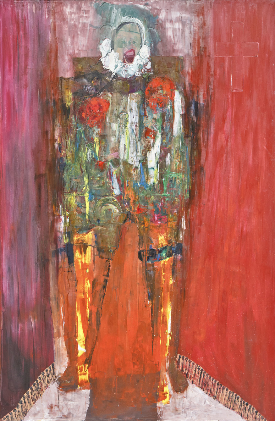 Joe Hesketh, Drunk, 2012. Image courtesy of the artist.