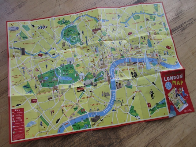 London For Families, Explored In New Map